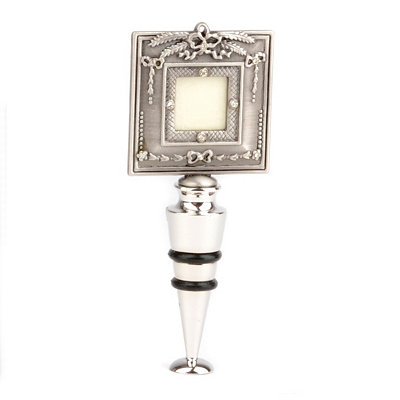 Square Photo Frame Bottle Stopper