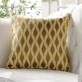 Green Dillon Accent Pillow