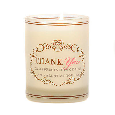Thank You Sugar Sweet Jar Candle
