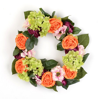 Spring Radiance Wreath