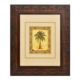 Majestic Palms I Framed Art Print