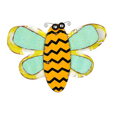 Bumblebee with Bling Plaque