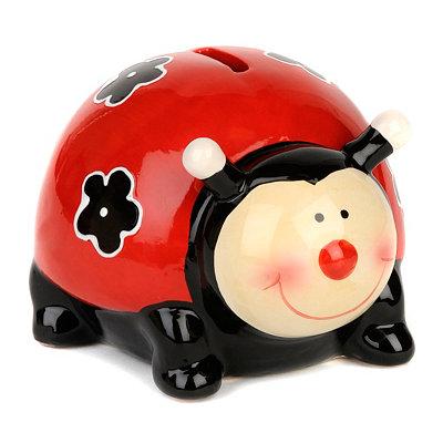Red Ladybug Bank