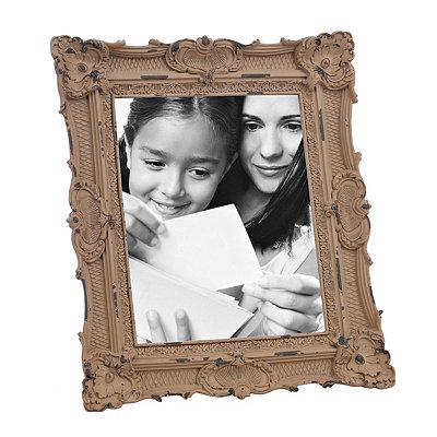 Ornate Vintage Tawny Picture Frame, 8x10
