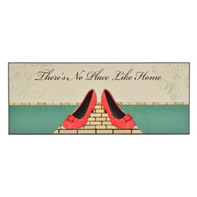 Dorothy's Shoes Wall Plaque