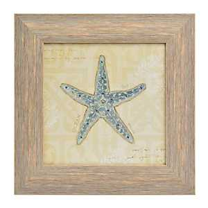 Beach Treasures II Framed Art Print