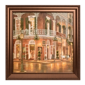 New Orleans Jazz I Framed Art Print