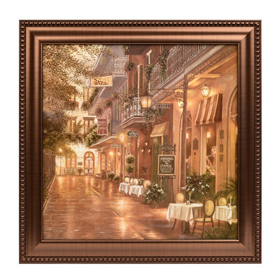 New Orleans Jazz II Framed Art Print