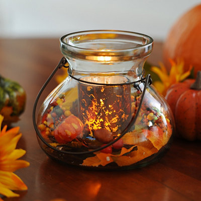Pumpkin Berry Lantern