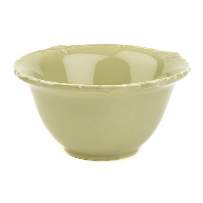 Green Rooster Bowl