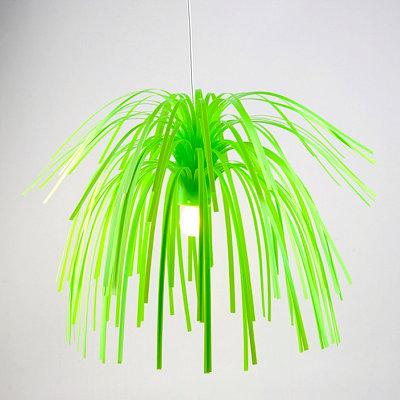 Green Fireworks Pendant Lamp
