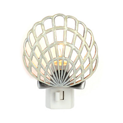 Pearl Shell Night Light