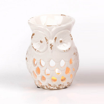 White Owl Wax Warmer