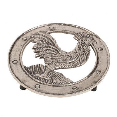 Metal Rooster Trivet