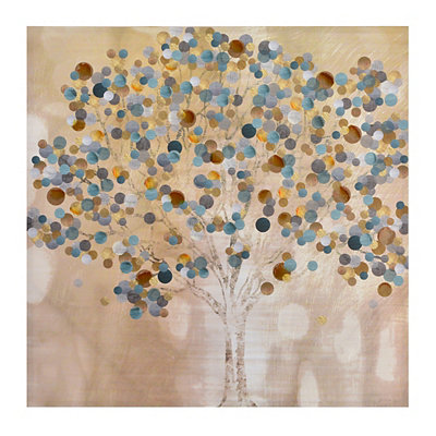 Mysterious Tree Canvas Art Print