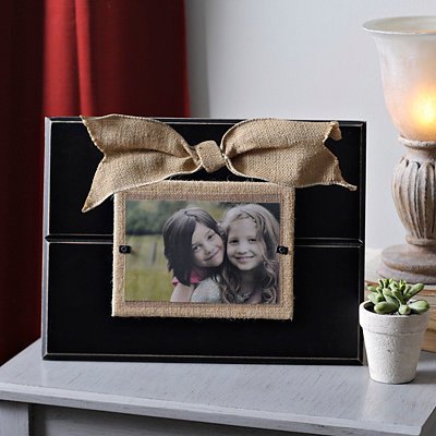 Rustic Black Picture Frame, 5x7