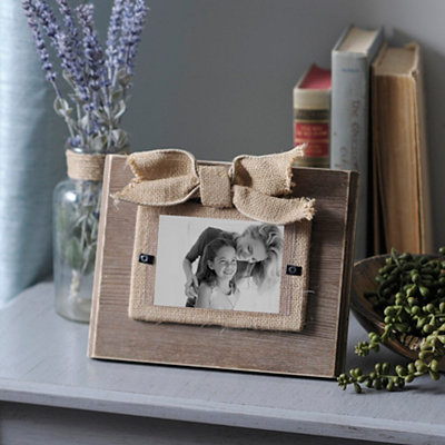 Rustic Natural Picture Frame, 3x5