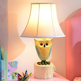 Dotted Owl Table Lamp