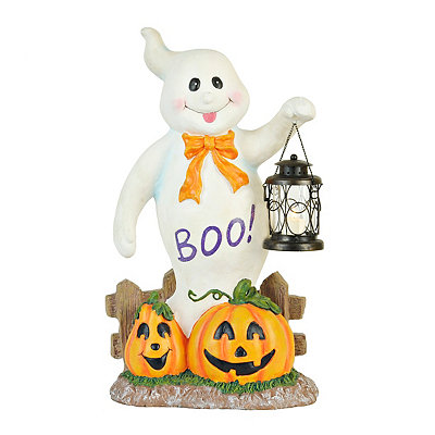 Ghost Statue with Lantern