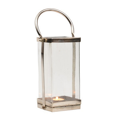 Square Rhode Lantern, 9 in.
