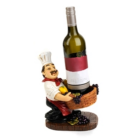Chef Wine Holder