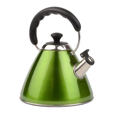 Green Hartleton Tea Kettle