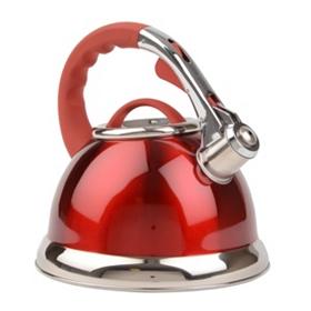 Red Tiverton Tea Kettle