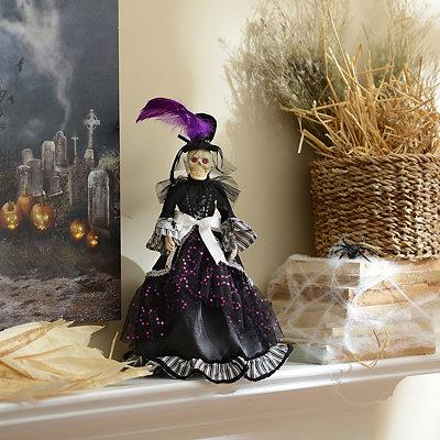 Bones in the Ballroom Figurine