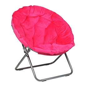Pink Papasan Chair