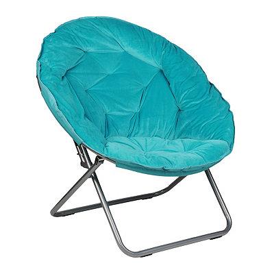 Turquoise Papasan Chair