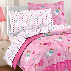 Magical Princess Twin Comforter Set, 5-pc.