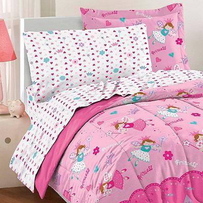 Magical Princess Twin Comforter Set, 5-pc.