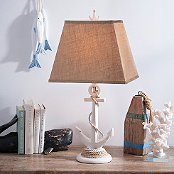 Weigh Anchor Table Lamp