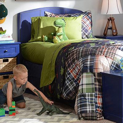 Dinosaur Full Comforter Set with Friend, 9-pc.