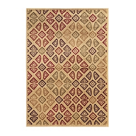 Ashtyn Retro Area Rug, 5x7
