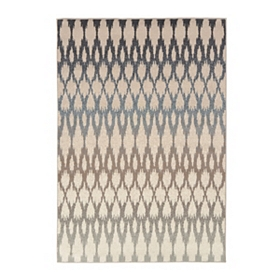 Bartlett Ikat Links Area Rug, 5x7