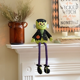 Friendly Frankenstein Shelf Sitter