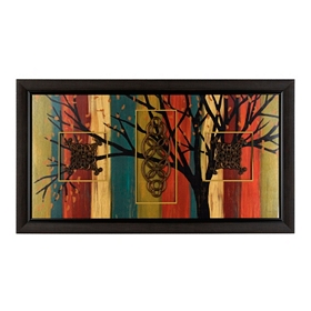 Simplicity Forest Shadowbox