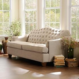 Bardot Oatmeal Sofa