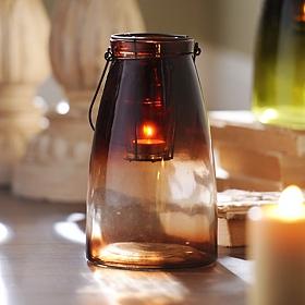 Brown Gradient Lantern