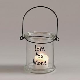 Love You More Lantern