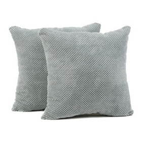 Blue Hamilton Pillows, Set of 2