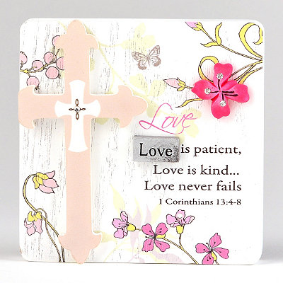 Love Is Plaque