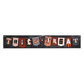 Trick or Treat LED Canvas Art Print