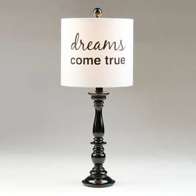 Dreams Come True Table Lamp