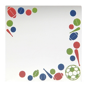 Sports Balls Decorative Mirror