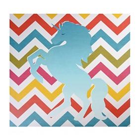 Unicorn Majesty Canvas Art Print