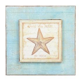 Bijou de Mer IV Wall Plaque