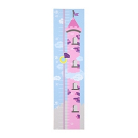 Her Majesty's Castle Magnetic Growth Chart