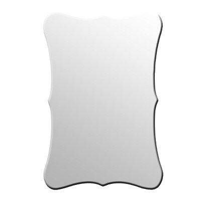 Regal Frameless Mirror, 24x36